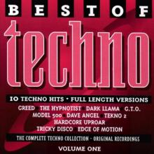VA - Best Of Techno Volume Four