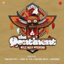 VA - The Qontinent Wild Wild Weekend (2014) [FLAC]