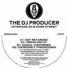 The DJ Producer - Nitemare On B-Kore Street (2015) [FLAC]