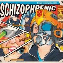 Dr. Rude & Transfarmers - Schizophrenic (2012) [FLAC]