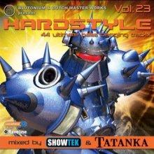 VA - Blutonium & Dutch Master Works Present Hardstyle Vol. 23 (2011) [FLAC]