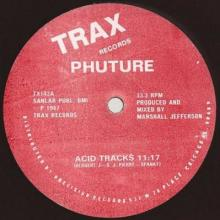 Phuture - Acid Tracks (1987) [FLAC]