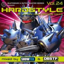 VA - Blutonium & Dutch Master Works Present Hardstyle Vol. 24 (2011) [FLAC]