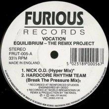 Vocation - Equilibrium - The Remix Project (1992) [FLAC]