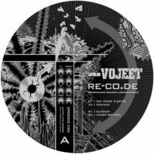Vojeet - Resonance-Concept.Deformation (2015) [FLAC]