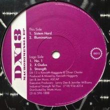 DX-13 - Macrodimensia EP (1993) [FLAC]