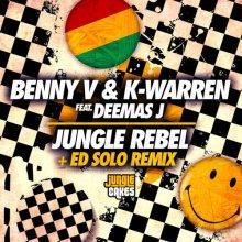 Benny V & K-Warren Feat. Deemas J - Jungle Rebel (2020) [FLAC]