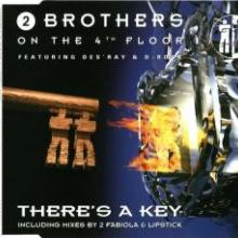 2 Brothers On The 4th Floor - There's A Key (1996) [APE]