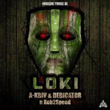 A-Kriv & Dedicator & Rob2Speed - LOKI (2021) [FLAC]
