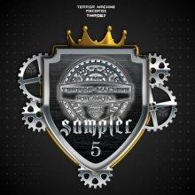 VA - Terror Machine Records Sampler 5 (2021) [FLAC]