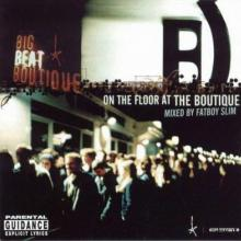 Fatboy Slim - On The Floor At The Boutique (1998) [FLAC]