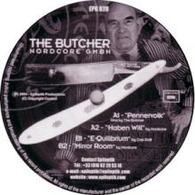 The Butcher & Nordcore G.M.B.H. - Untitled (2004) [FLAC]