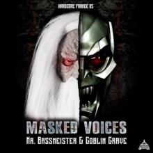 Mr. Bassmeister & Goblin Grave - Masked Voices (2021) [FLAC]