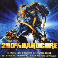 VA - 200% Hardcore (2003) [FLAC]