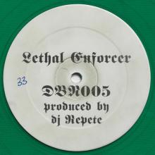 DJ Repete - Lethal Enforcer (1994) [FLAC]