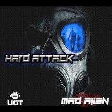 Mad Alien - Hard Attack (2021) [FLAC]