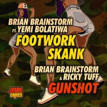 VA - Footwork Skank / Gunshot (2020) [FLAC]