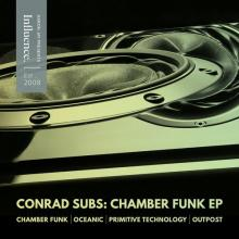 Conrad Subs - Chamber Funk EP (2020) [FLAC]
