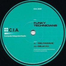 Funky Technicians - Deltawave / Deja Vu (1996) [FLAC]