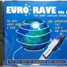 VA - Euro Rave Vol.1 (1995) [FLAC]