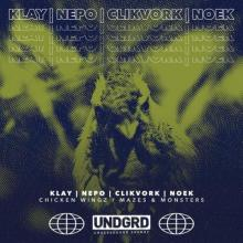 Klay - Chicken Wingz / Mazes & Monsters (2021) [FLAC]