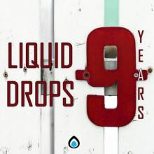 VA - 9 Years Liquid Drops (2021) [FLAC]