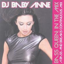 DJ Baby Anne - Bass Queen:  In The Mix (1999) [FLAC]