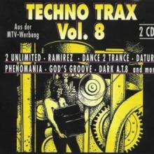 VA - Techno Trax Vol. 8 (1993) [FLAC]