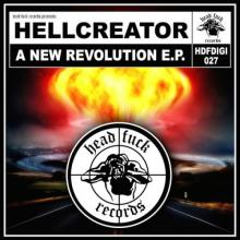 Hellcreator - A New Revolution EP (2021) [FLAC]