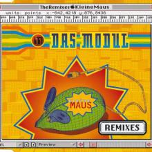 Das Modul - Kleine Maus (The Remixes) (1995) [FLAC]