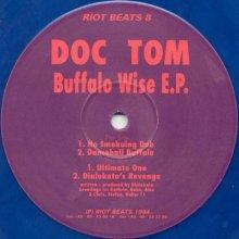 Doc Tom - Buffalo Wise EP (1994) [FLAC]