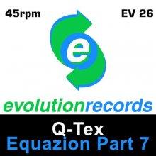 Q-Tex - Equazion Part 7 (2016) [FLAC]