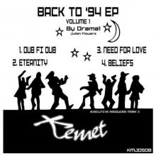 dRamatic - Back To 94 Ep (Volume 1) (2019) [FLAC]