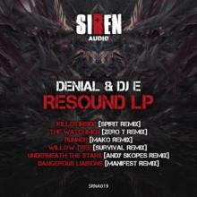 Denial & DJ E - Resound LP