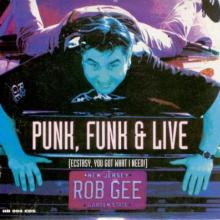 Rob Gee - Punk Funk and Live (Extasy You Got What I Need) (1996) [FLAC]