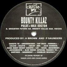 Bounty Killaz - Bounty Killaz - Part 1 (1993) [FLAC]