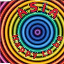 Asia - Happy To Be (1995) [FLAC]