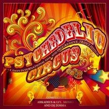 VA - Psychedelic Circus (2008) [FLAC]