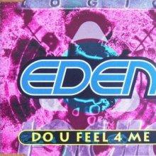Eden - Do U Feel 4 Me (1993) [FLAC]