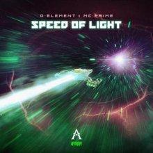 D-Element & MC Prime - Speed Of Light (Edit) (2021) [FLAC]