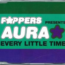 Poppers & Aura - Every Little Time (1998) [FLAC]