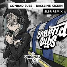 Conrad Subs - Bassline Kickin (Sl8r Remix) (2021) [FLAC]