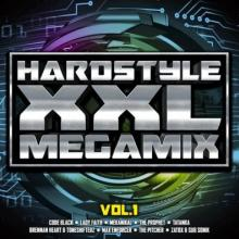 VA - Hardstyle XXL Megamix Vol. 1 (2017) [FLAC]