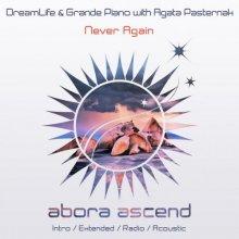 DreamLife & Grande Piano & Agata Pasternak - Never Again (2021) [FLAC]