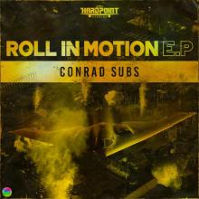 Conrad Subs - Roll In Motion EP (2020) [FLAC]