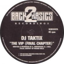 Dj Taktix - The Vip (Final Chapter) (1994) [FLAC]