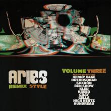 Aries - Jungle Style - Remixes Part 3 (2019) [FLAC]