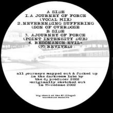 The DJ Producer - A Journey Of Force (2002) [FLAC]