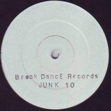 DJ Junk -1995- Break Dance Records - Junk 10 [Drum & Bass, White Label]