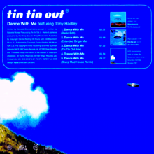 Tin Tin Out – Dance With Me (1997) [FLAC]